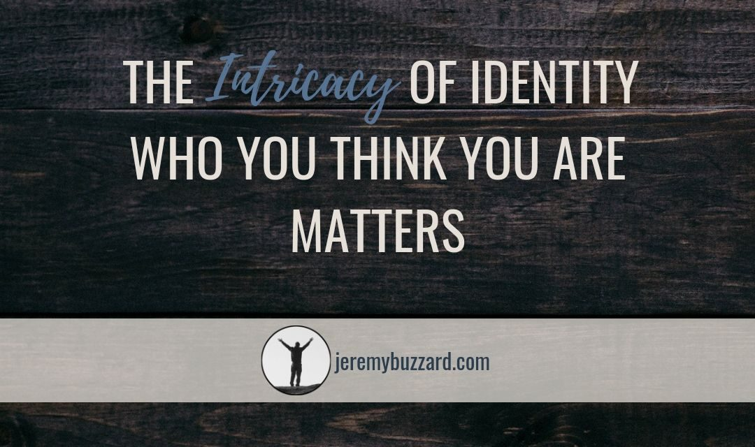 The Intricacy of Identity: Who You Think You Are Matters